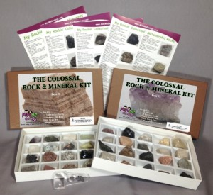 Colossal Rock & Mineral Kit