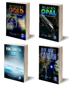 Crystal Cave Adventures Novels