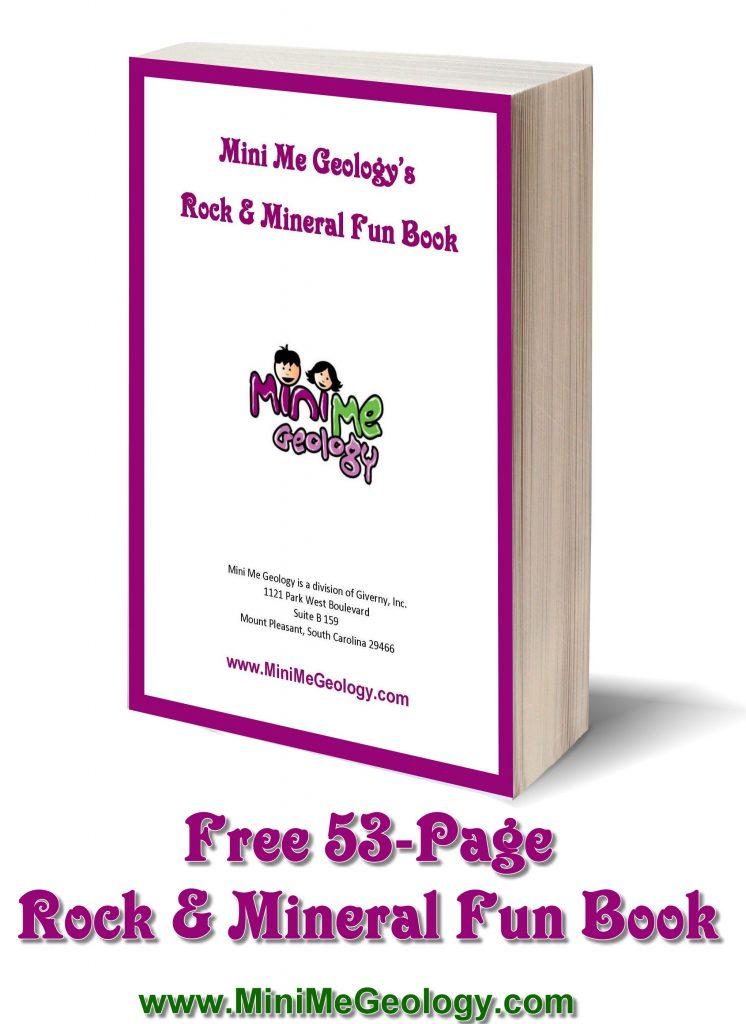 Free Rock & Mineral Fun Book