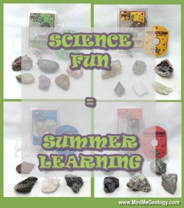 Science Fun equals Summer Learning