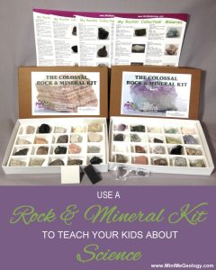 Use a Rock & Mineral Kit to Teach Kids About Science