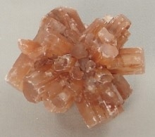 Aragonite Mineral Clusters and Rosettes