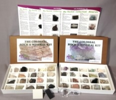 The Colossal Rock & Mineral Kit