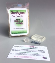 GeoBytes Cool Properties Mineral Kit