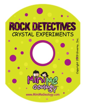 Crystal Experiments eBook - Rock Detectives