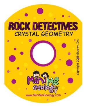 Crystal Geometry eBook - Rock Detectives
