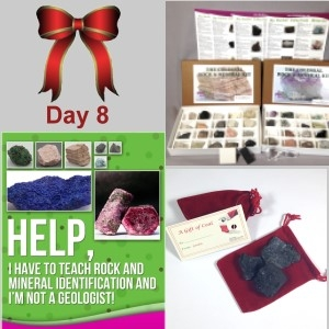 8th Day: Colossal Kit, Help Book, Santa's Coal