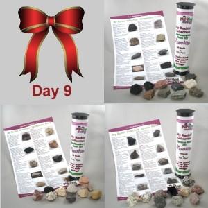 9th Day: 3 Junior Rock Kits