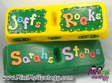 Foam Rock Box