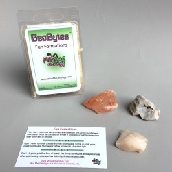 GeoBytes Fun Formations Mineral Kit