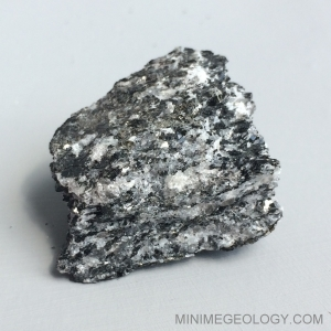 Granitoid Gneiss Metamorphic Rock Mini Me Geology