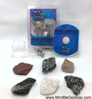 Metamorphic Mystery Rock Detectives Kit with eBook