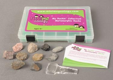 My Rockin' Collection!  Metamorphic Rocks