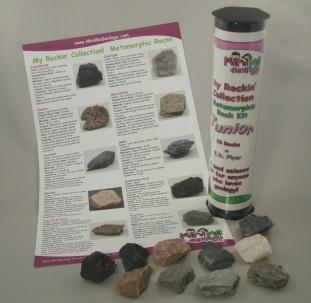 My Rockin Collection Junior Metamorphic Rock Kit