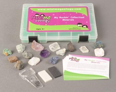 My Rockin' Collection!  Minerals
