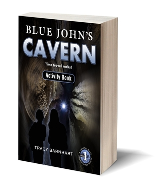 Blue John's Cavern Activity Book