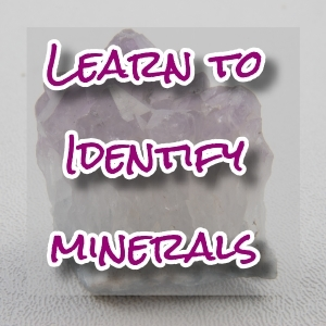 Learn to Identify Minerals Virtual Class
