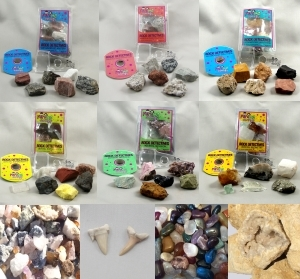 Rock & Mineral Geology Birthday Party Pack