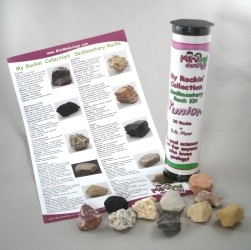 My Rockin Collection Junior Sedimentary Rock Kit