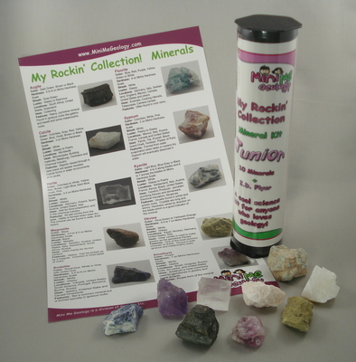 Image 3 My Rockin Collection Junior Mineral Kit