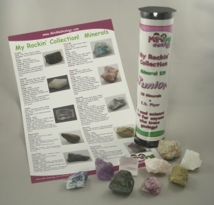 Image My Rockin Collection Junior Mineral Kit