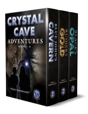 Crystal Cave Adventures Digital Box Set Books 1-3 (ebooks) | Books & Resources