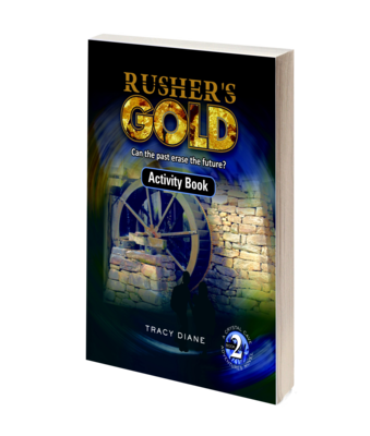Rusher's Gold Activity Book | Fun Books for Kids