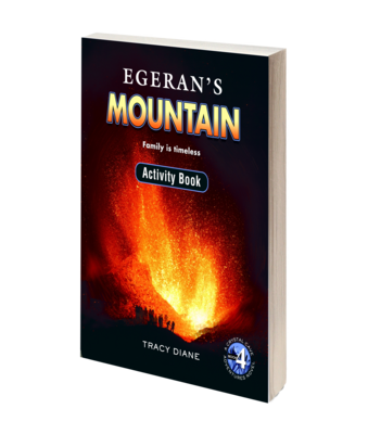 Egeran's Mountain Activity Book | Books & Resources