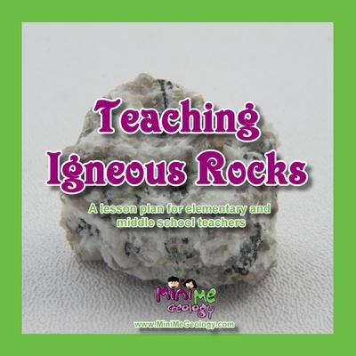 Teaching Igneous Rocks | Books & Resources