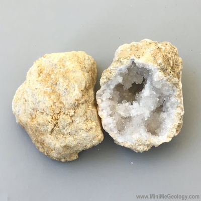 Crack Your Own Geodes – Mini Me Geology