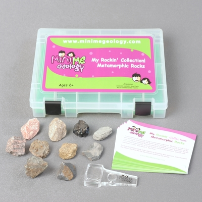 My Rockin Collection Metamorphic Rock Kit - Mini Me Geology