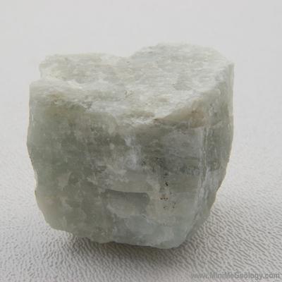 Beryl Mineral - Mini Me Geology