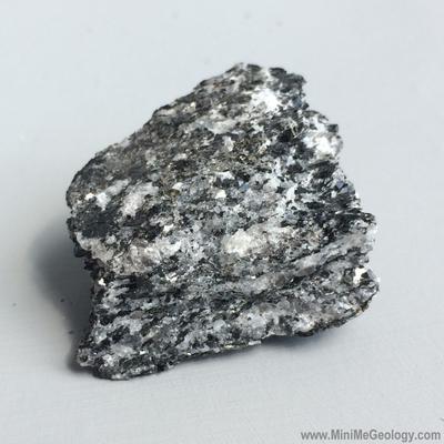 Granitoid Gneiss Metamorphic Rock - Mini Me Geology