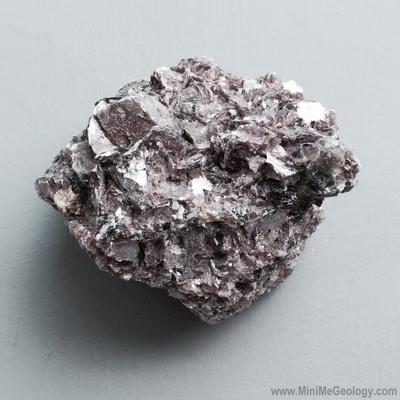 Lepidolite Mineral - Mini Me Geology