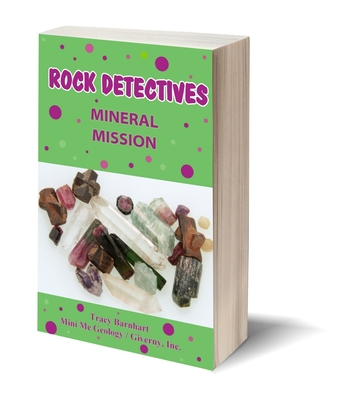Mineral Mission Rock Detectives eBook – Mini Me Geology