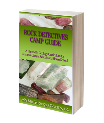 Rock Detectives Camp Guide - Mini Me Geology
