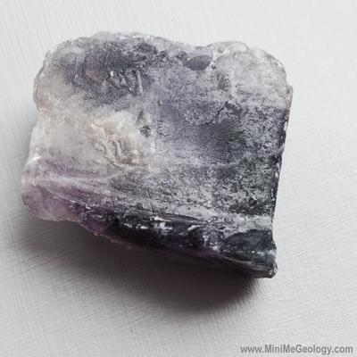 Purple Fluorite Metaphysical Stone - Genuine Healing Stones, Metaphysical Stones