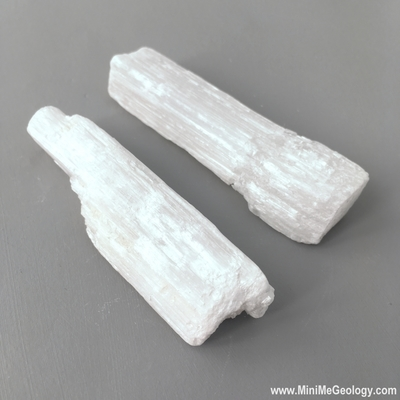 Selenite Metaphysical Stone - Genuine Healing Stones, Metaphysical Stones