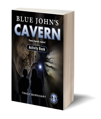 Blue John's Cavern Activity Book for Kids - Mini Me Geology