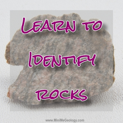 Learn to Identify Rocks Virtual Class