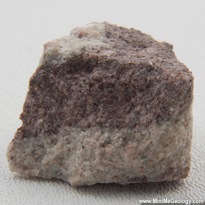 Arkose Sedimentary Rock - Mini Me Geology