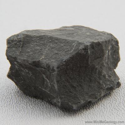 Gray Shale Sedimentary Rock - Mini Me Geology