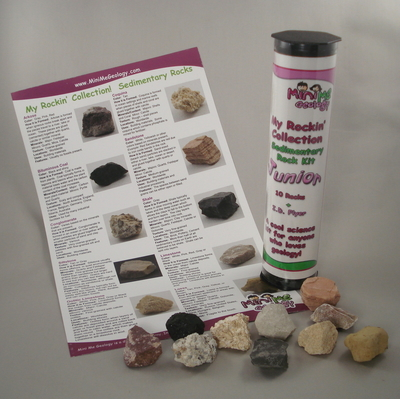 Image 3 My Rockin Collection Junior Sedimentary Rock Kit