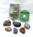 Mineral Mission Rock Detectives Kit with E-book