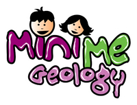 Mini Me Geology Logo