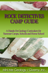 Rock Detectives Camp Guide - eBook