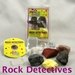 Rock Detectives Kits with E-books