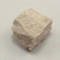 Sandstone Sedimentary Rock - White to Gray