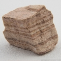 Sandstone Sedimentary Rock - Banded