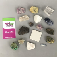Image Rock & Mineral Kits for Ages 13 & Up